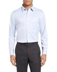 Nordstrom Men's Shop Smartcare Trim Fit Dress Shirt