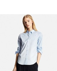 Uniqlo Supima  Cotton Stretch Dress Shirt