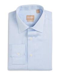 Gitman Tailored Fit Solid Dress Shirt