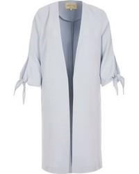 Light Blue Duster Coat