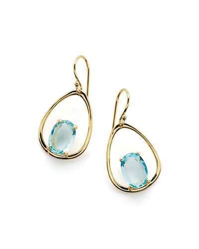Ippolita 18K Rock Candy Wire Earrings RF4hH8Ga