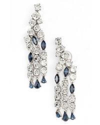 e5ae2d7ca Women's Light Blue Earrings by Oscar de la Renta | Women's Fashion ...