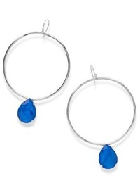 Wonderland large frontal hoop earrings medium 5034802