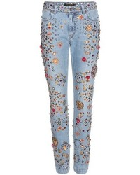 Embellished boyfriend jeans medium 6372961