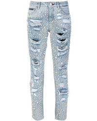 Embellished slim fit jeans medium 6372963