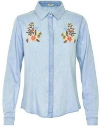 Soaked in luxury viki shirt medium 3637428