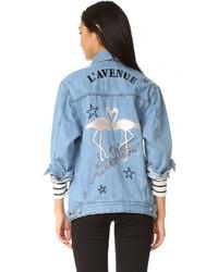 Etre cecile lavenue des stars flamingo oversized jacket medium 1159483