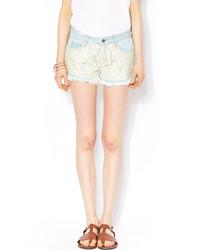 Madison Square Clothing Faithful Denim Shorts