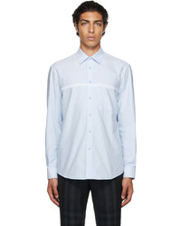 Burberry Blue Oxford Shirt