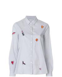 Chinti & Parker Lolita Purse Shirt