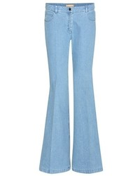 Light blue flare jeans original 10309236