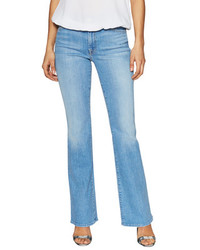7 For All Mankind Cotton Tailorless Bootcut Jean