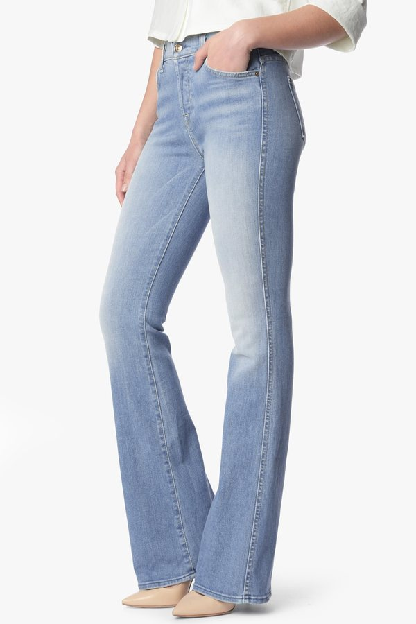 0b8561855877 7 For All Mankind High Waist Vintage Bootcut In Light Sky