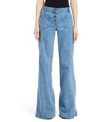 Chloé Chloe Flare Jeans