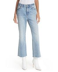 La Vie Rebecca Taylor Ines Kick Bootcut Jeans