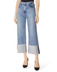 J Brand Joan High Waist Crop Jeans