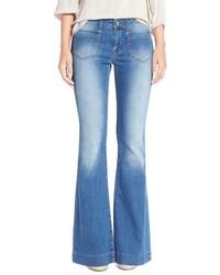 Mavi Jeans Pia Stretch Flare Leg Jeans
