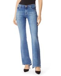 J Brand Sallie Release Hem Bootcut Jeans