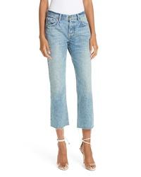 Grlfrnd Tatum Crop Flare Jeans
