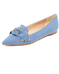 Light blue flats original 11478451