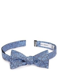 Calibrate Ramage Floral Silk Bow Tie
