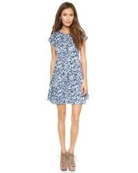 Charles Henry Floral Dress