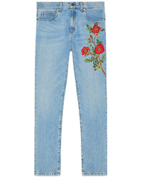 Gucci Hand Bleached Denim Pant