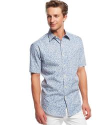 Short sleeve floral shirt medium 261670