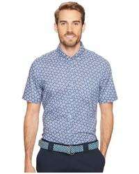 Short sleeve floral sketch slim murray t shirt medium 5061268
