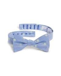 Southern Tide Cumberland Floral Cotton Silk Bow Tie