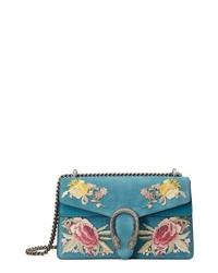 000087e03 Women's Light Blue Crossbody Bags by Gucci   Women's Fashion ...