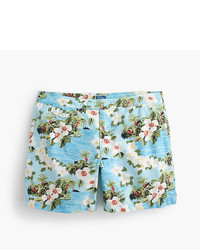 J.Crew 65 Tab Swim Short In Beach Floral