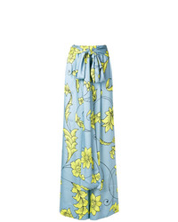 Miahatami Floral Palazzo Trousers