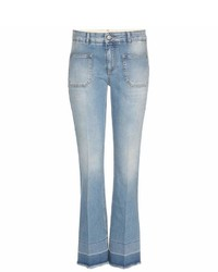 Frayed denim jeans medium 536939