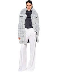 Rex rabbit fur coat medium 4417636