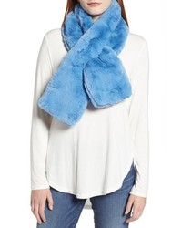 Ted Baker London Faux Fur Pull Through Scarf