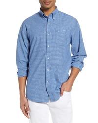 Southern Tide Channel Marker Gingham Shirt