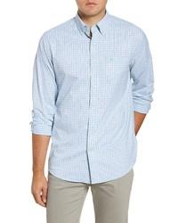 Southern Tide Classic Fit Plaid Shirt