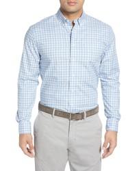 johnnie-O Curtis Classic Fit Plaid Shirt