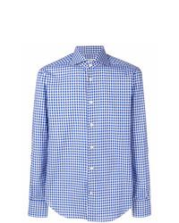 Kiton Vichy Shirt