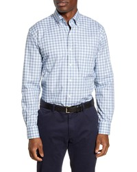 Peter Millar Woodberry Regular Fit Check Sport Shirt