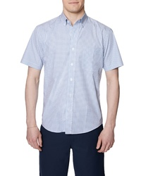 Hickey Freeman Regular Fit Cotton Shirt