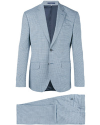 Hardy Amies Gingham Two Piece Suit