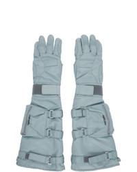 Ambush Blue Astro Gloves