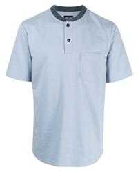 Giorgio Armani Round Collar Polo Shirt