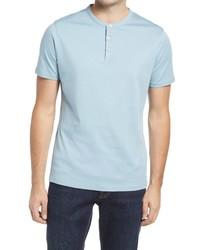 Robert Barakett Solid Henley Shirt