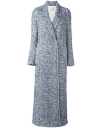 Forte Forte Long Herringbone Overcoat