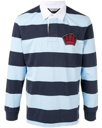 Gieves & Hawkes Striped Polo Shirt