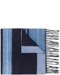 Salvatore Ferragamo Striped Scarf