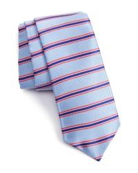 Nordstrom Men's Shop Sunset Stripe Silk Tie